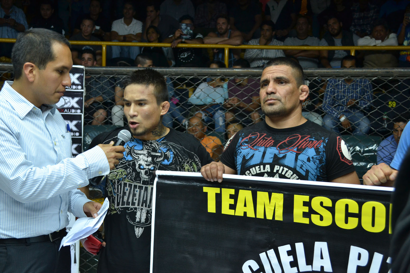 #PerroMalo, #TeamEscorpion #MMAPeru #LutaLivre